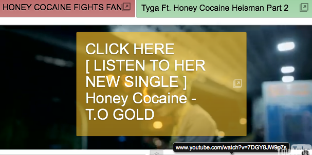 Honey Cocaine – Feel Shit