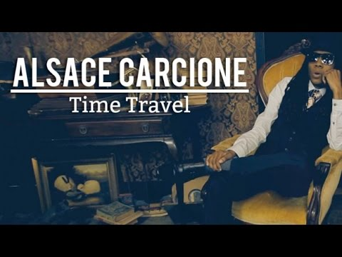 Alsace Carcione – Time Travel