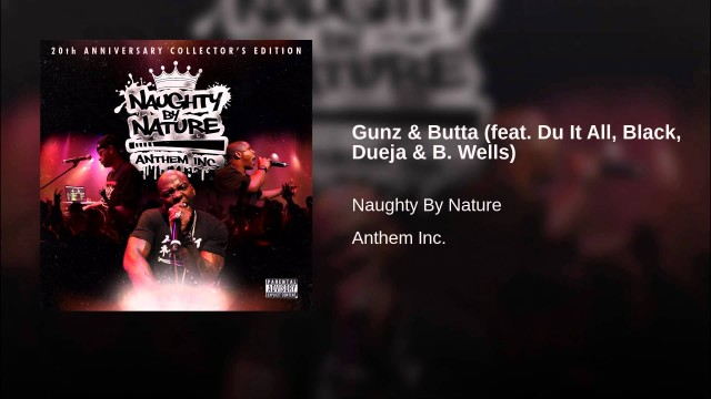 Gunz & Butta- feat. Du It All, Black, Dueja & B. Wells