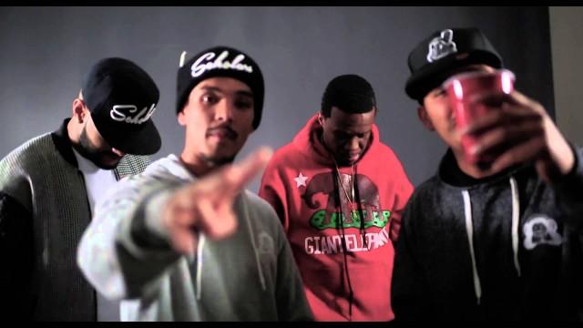 Divine Dollamob ft. Da Alphabets & Chippass – I Be The Nigga