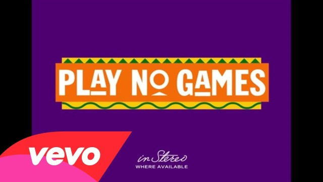 Best Music Vid of the century! |Play No Games by Big Sean