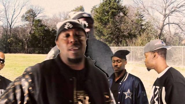 Byron LOVE Luv ft. King Dex, Xkal & ShotGun- C-O-Ps (Fuck 'Em)